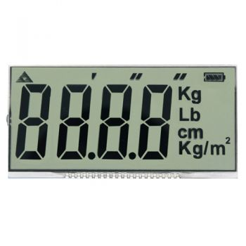 TN Custom LCD for electronic scale