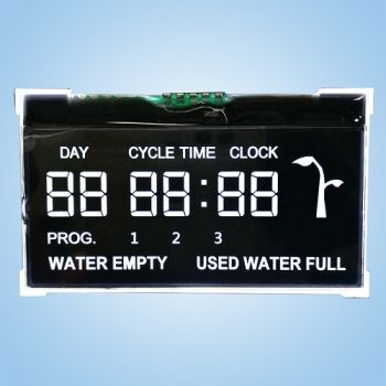 COG VA LCD Module for Water Circulation System