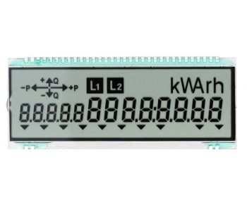 LCD Display for Power meter